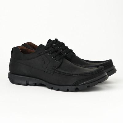Kožne muške cipele 7177 crne