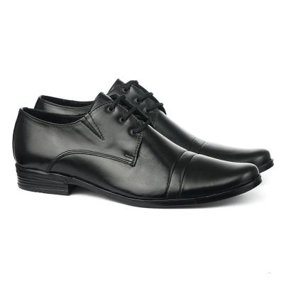 Kožne muške cipele Gazela 3770 crne