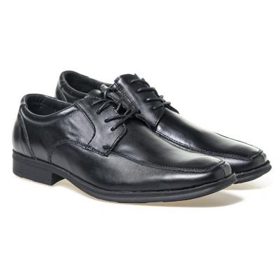 Muške kožne cipele M17082-L crne