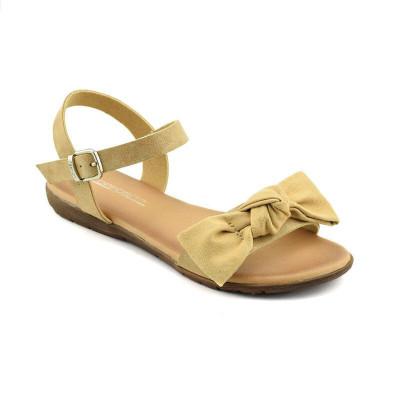Ravne sandale LS020574 bež