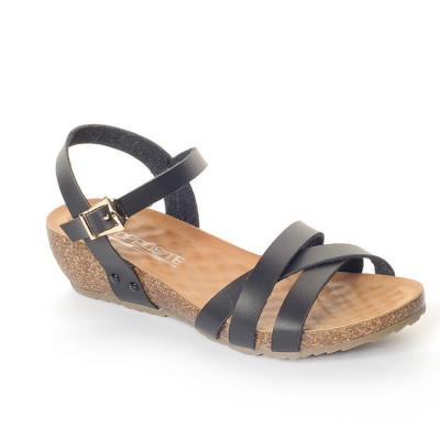 Sandale LS55228 crne