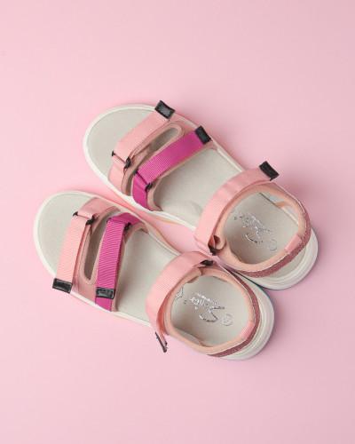 Sandale za devojčice BS252104 roze (brojevi od 25 do 30)