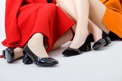 Ženske cipele A15-41/12 crne sa leopard detaljima