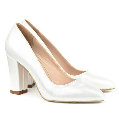 Cipele na štiklu 26000 bele