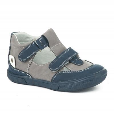 Dečije cipele sa anatomskim uloškom 1025 teget