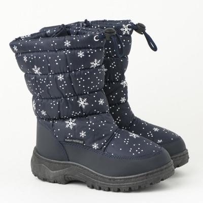 Dečije čizmice za sneg CH96303 teget