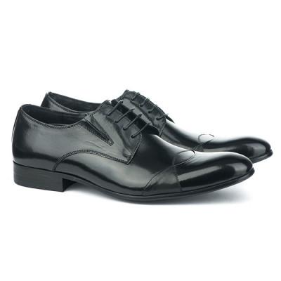 Elegantne muške cipele 2062-32 crne