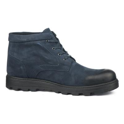 Kožne muške cipele 1352 teget