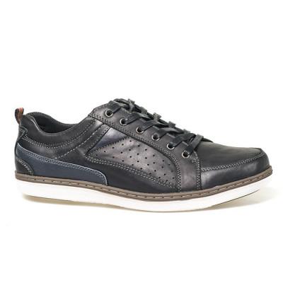 Kožne muške cipele 620 crne
