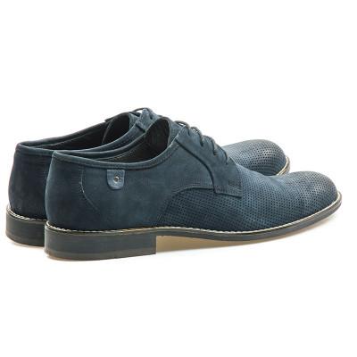 Muške cipele P15628 teget