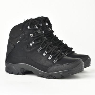 Muške duboke cipele 1117 crne