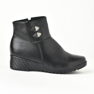 Poluduboke čizme LH86355-1 crne