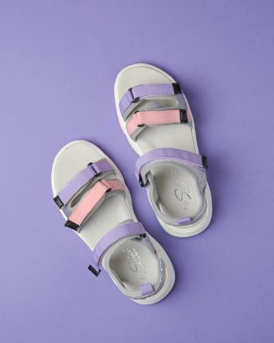 Sandale za devojčice BS252104 ljubičaste (brojevi od 25 do 30)