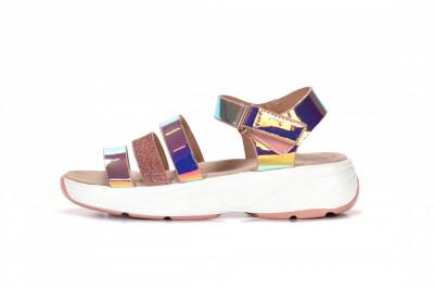 Sandale za devojčice CS252044 roze zlato