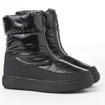 Vodootporne čizme za sneg LH591919 crne