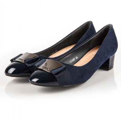 Ženske cipele L51457 teget