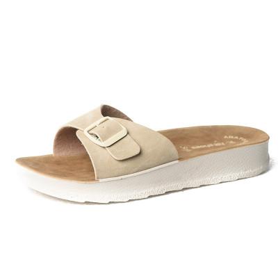 Ženske papuče HG22-836 bež