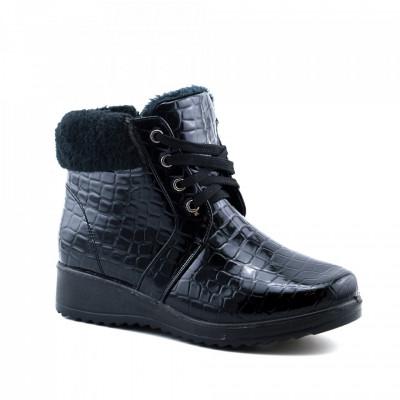 Ženske poluduboke cipele LH077420 crne