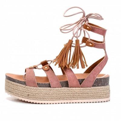Ženske sandale LS791901 roze