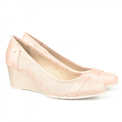 Cipele / baletanke na malu petu K1 bež