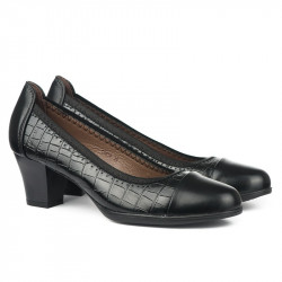 Cipele na štiklu C4818B crne