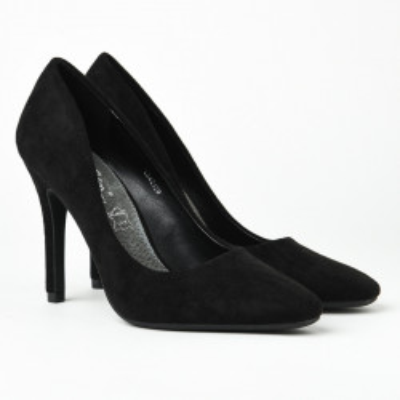 Cipele na štiklu L242129 crne