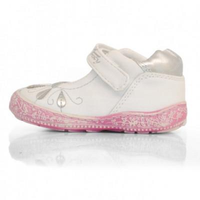 Cipelice za devojčice B50657 bele