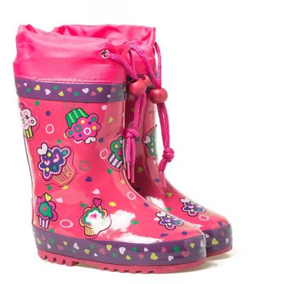 Gumene čizme G26 pink