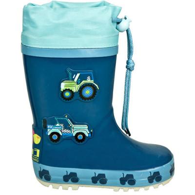 Gumene čizme G52 plave