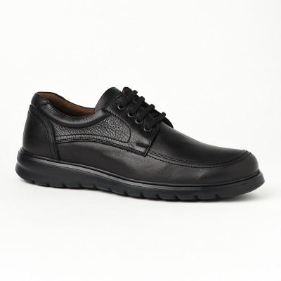Kožne muške cipele 507 crne