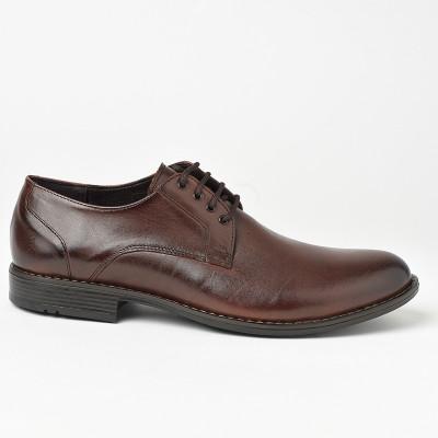 Kožne muške cipele Gazela 3272 braon