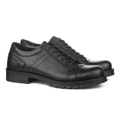 Muške kožne cipele 506 crne