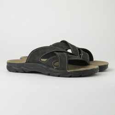 Muške papuče 095 crne