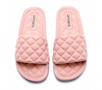 Ravne papuče LP055466 roze