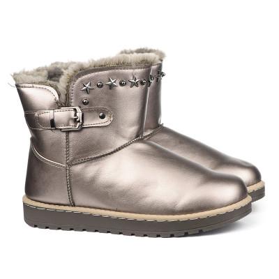 Tople čizme LH011802 zlatna