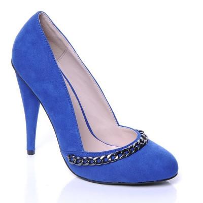 Ženske cipele L16088 plave