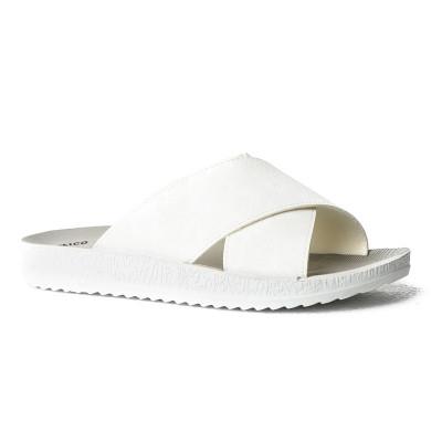 Ženske papuče HG19-244 bele