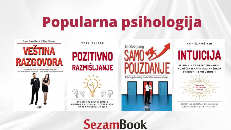 Popularna psihologija