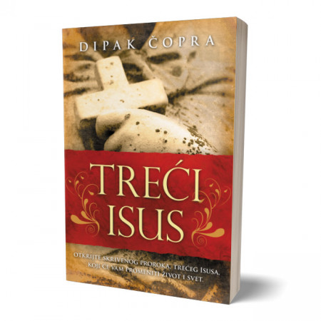 Treći Isus - Dipak Čopra