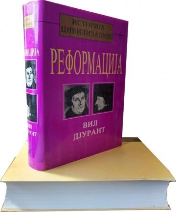 Civilizacija, knjiga VI – REFORMACIJA