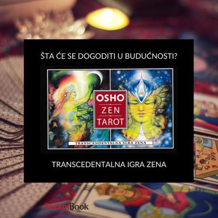 OSHO ZEN TAROT - SA KARTAMA