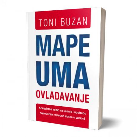 Mape uma, ovladavanje - Toni Buzan