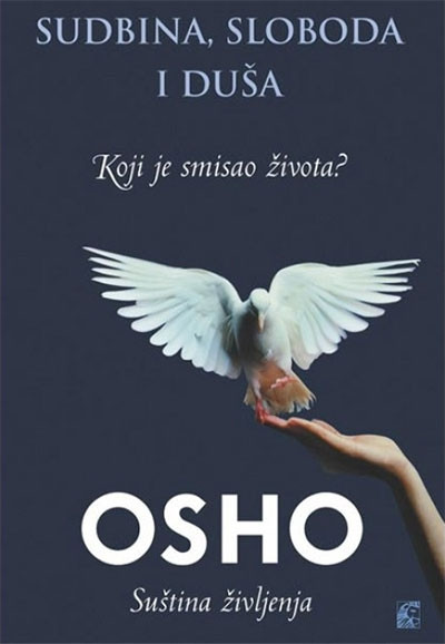 Komplet od 6 knjiga za 3500 dinara - Osho