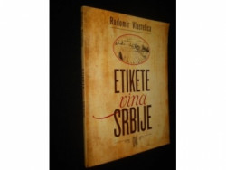 Etikete vina Srbije - R. Vlastelica
