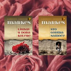 Akcija 2 knjige za 1850 dinara! Markes