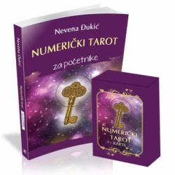 Numerički tarot za početnike tarot karte - Nevena Đukić