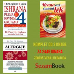 Alternativna medicina Sezam Book