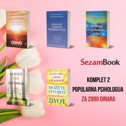 POPULARNA PSIHOLOGIJA KOMPLET 2