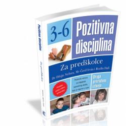 Pozitivna disciplina za predškolce 3 – 6