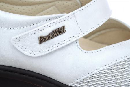 Pantofi pentru monturi Hallux Valgus PodoWell Saga detaliu